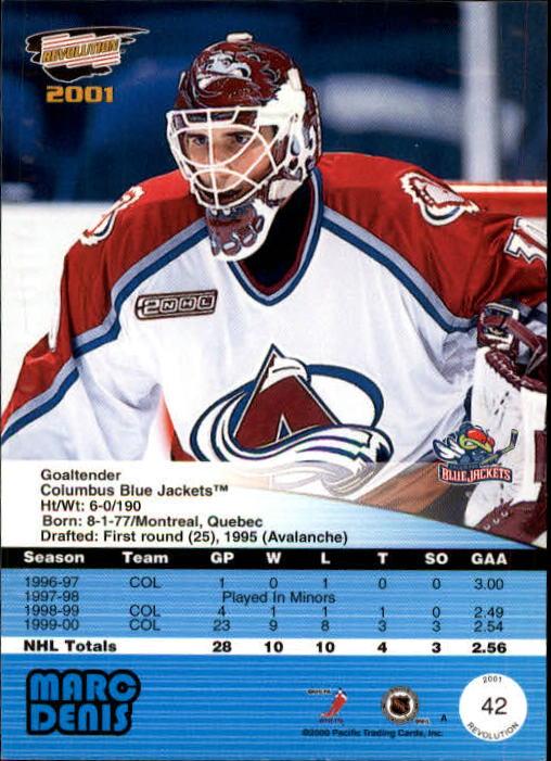 2000-01-Revolution-Hockey-1-150-Your-Choice-GOTBASEBALLCARDS thumbnail 39