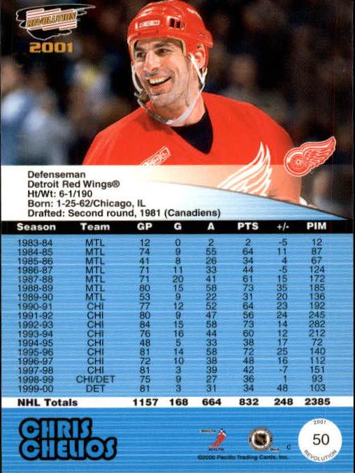 2000-01-Revolution-Hockey-1-150-Your-Choice-GOTBASEBALLCARDS thumbnail 47