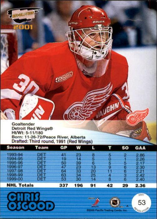 2000-01-Revolution-Hockey-1-150-Your-Choice-GOTBASEBALLCARDS thumbnail 49