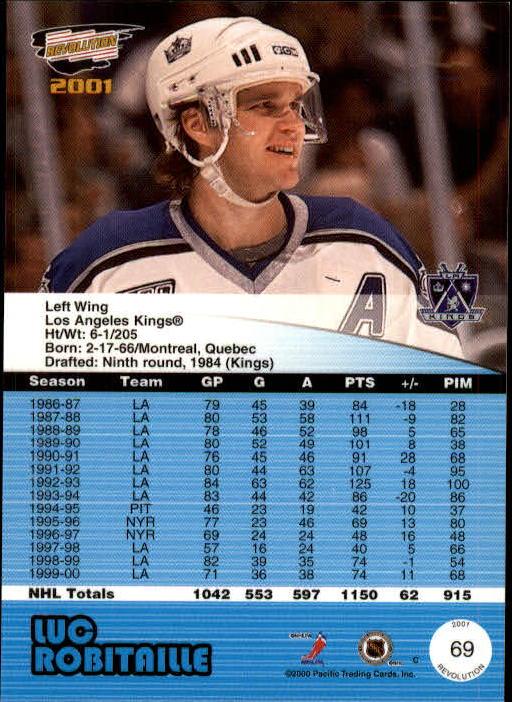 2000-01-Revolution-Hockey-1-150-Your-Choice-GOTBASEBALLCARDS thumbnail 65