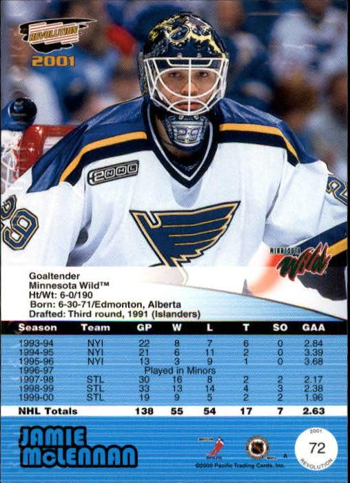 2000-01-Revolution-Hockey-1-150-Your-Choice-GOTBASEBALLCARDS thumbnail 67