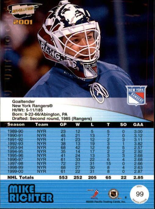 2000-01-Revolution-Hockey-1-150-Your-Choice-GOTBASEBALLCARDS thumbnail 93