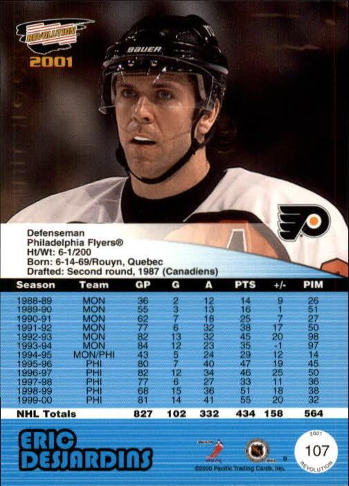 2000-01-Revolution-Hockey-1-150-Your-Choice-GOTBASEBALLCARDS thumbnail 101