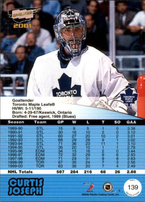 2000-01-Revolution-Hockey-1-150-Your-Choice-GOTBASEBALLCARDS thumbnail 133