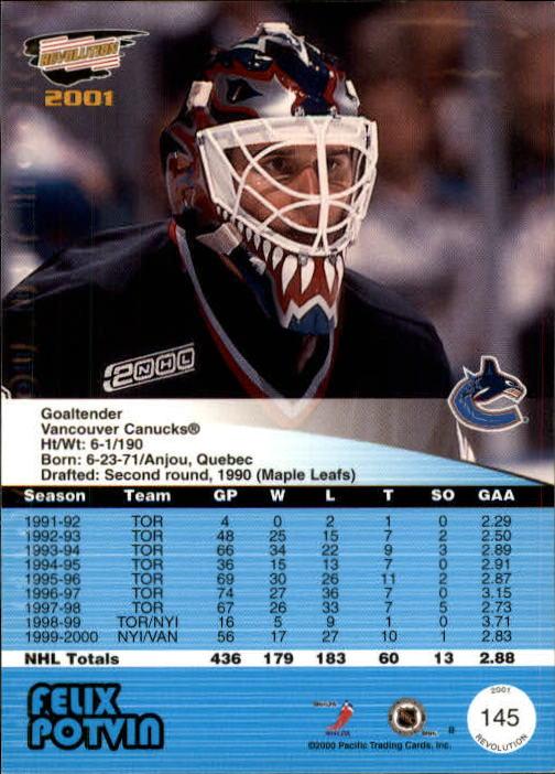 2000-01-Revolution-Hockey-1-150-Your-Choice-GOTBASEBALLCARDS thumbnail 139