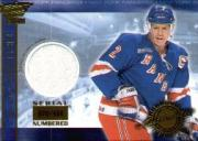 2000-01 Revolution Game-Worn Jerseys #8 Brian Leetch