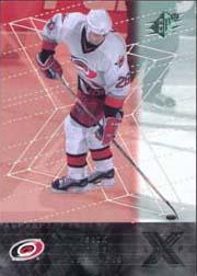 2000-01 SPx Rookie Redemption #RR6 Erik Cole