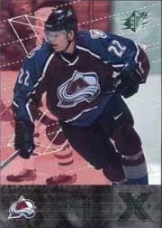2000-01 SPx Rookie Redemption #RR8 Vaclav Nedorost