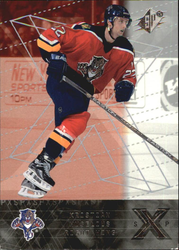 2000-01 SPx Rookie Redemption #RR13 Kristian Huselius