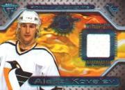 2000-01 Titanium Game Gear #135 Alexei Kovalev