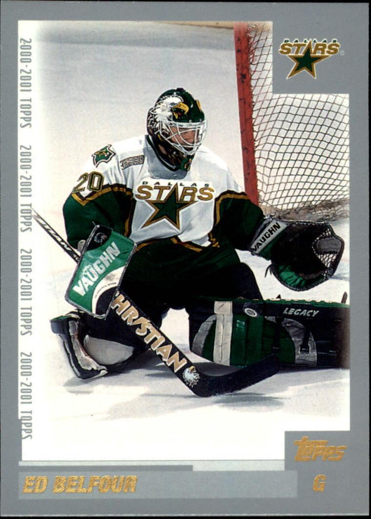 2000-01 Topps #49 Ed Belfour