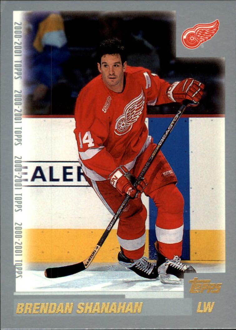 2000-01 Topps #115 Brendan Shanahan