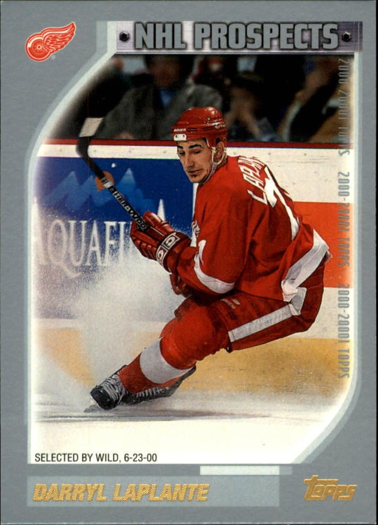 2000-01 Topps #316 Darryl Laplante