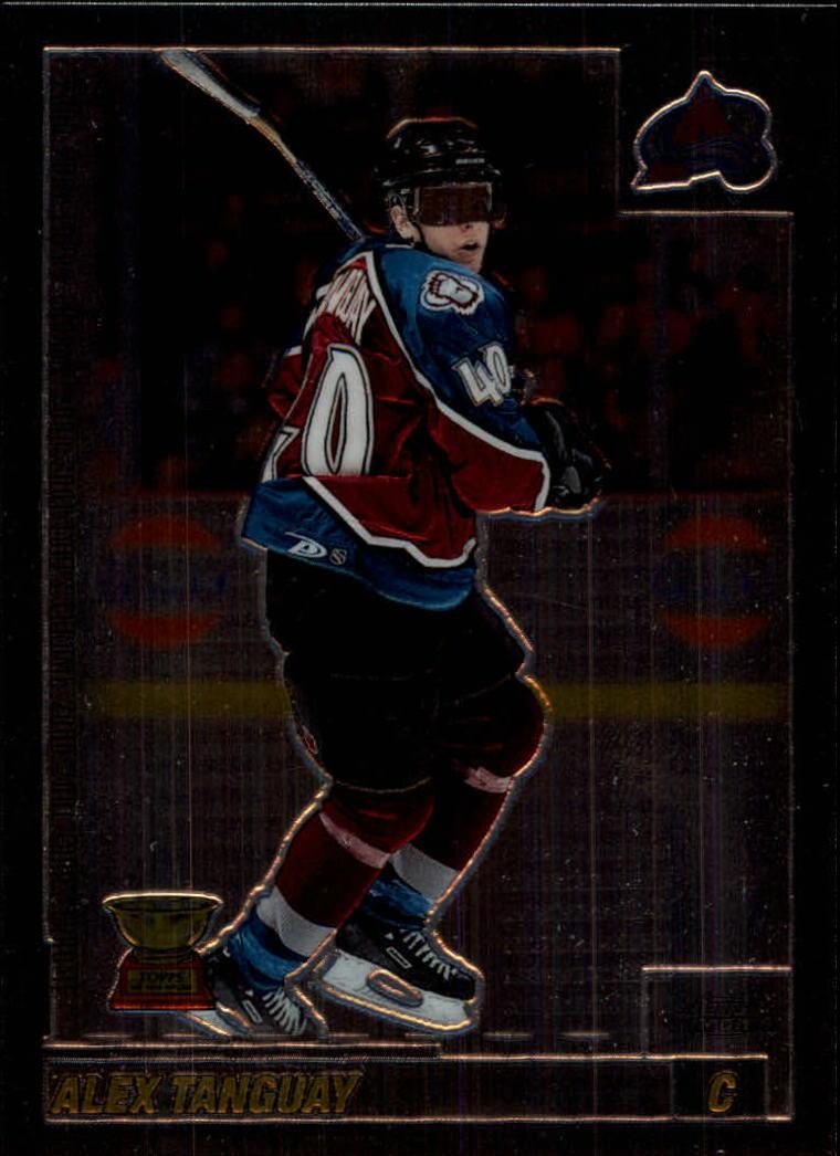 2000-01-Topps-Chrome-Hockey-1-250-Your-Choice-GOTBASEBALLCARDS