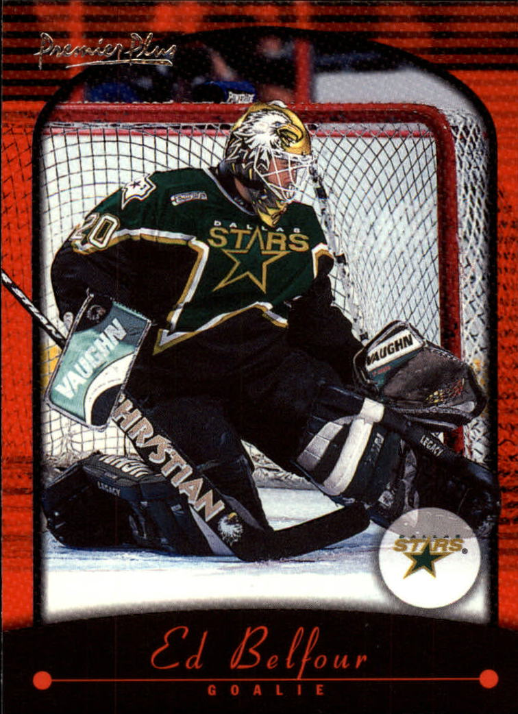 2000-01 Topps Premier Plus #41 Ed Belfour