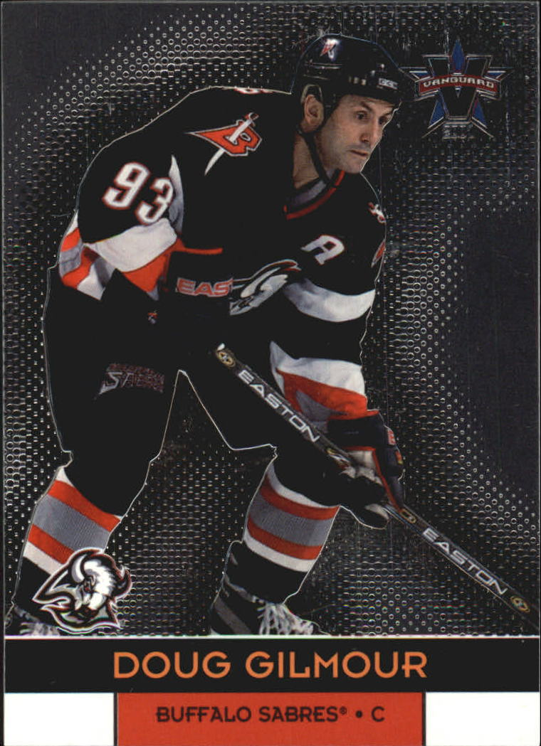 2000-01 Vanguard #12 Doug Gilmour