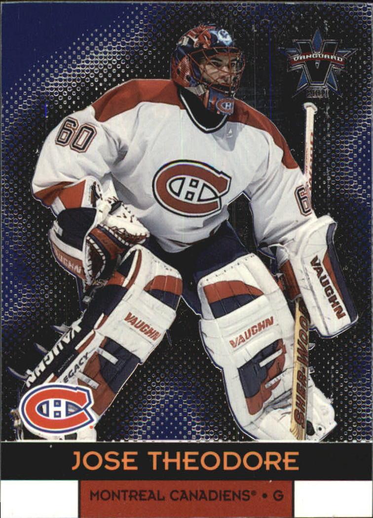 2000-01-Vanguard-Hockey-1-250-Your-Choice-GOTBASEBALLCARDS