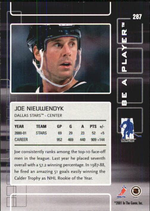 2001-02-BAP-Memorabilia-Hockey-Cards-251-500-Pick-From-List