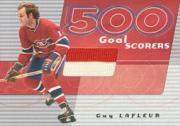 2001-02 BAP Signature Series 500 Goal Scorers #6 Guy Lafleur/30