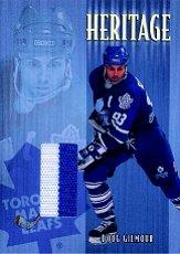 2001-02 BAP Update Heritage #H5 Doug Gilmour
