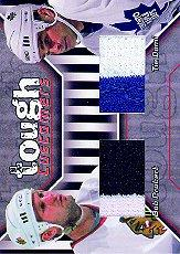 2001-02 BAP Update Tough Customers #TC2 Bob Probert/Tie Domi