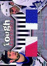 2001-02 BAP Update Tough Customers #TC18 Andre Roy/Tie Domi