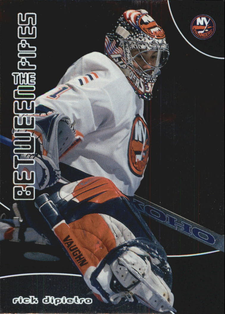 2001-02 Between the Pipes #4 Rick DiPietro