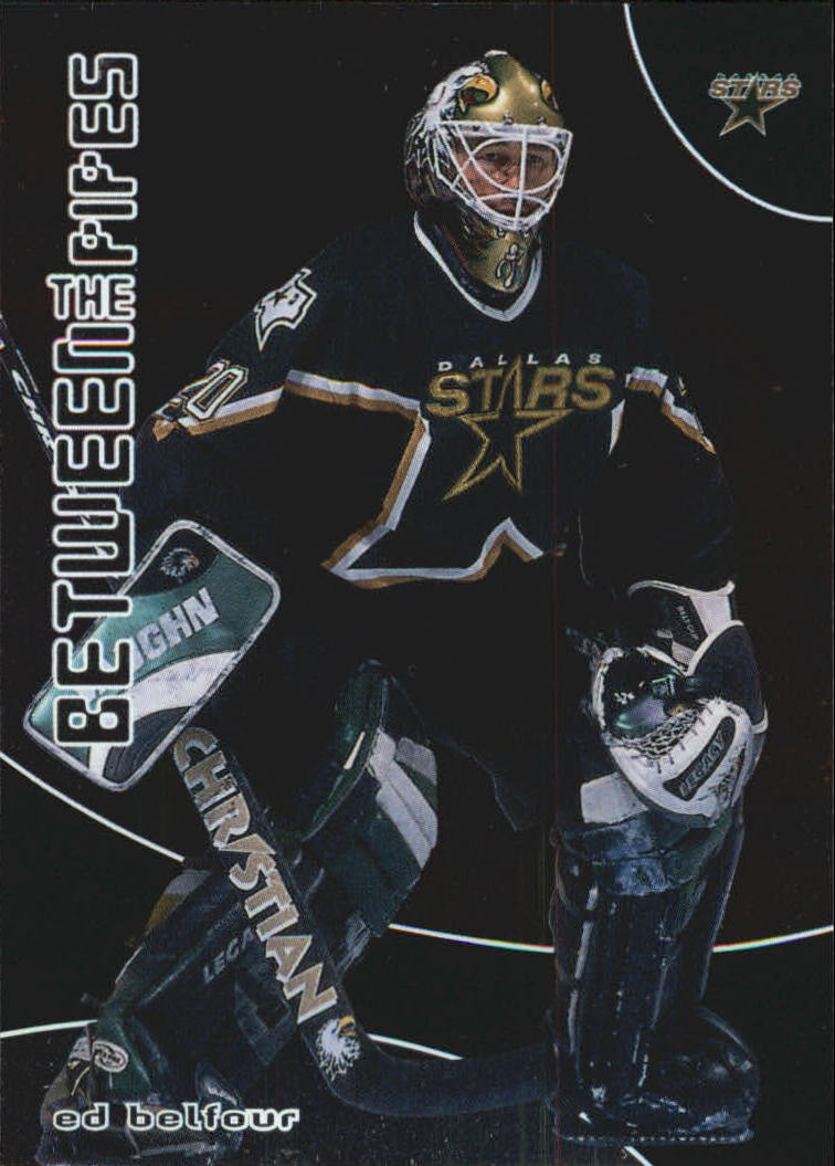 2001-02 Between the Pipes #10 Ed Belfour