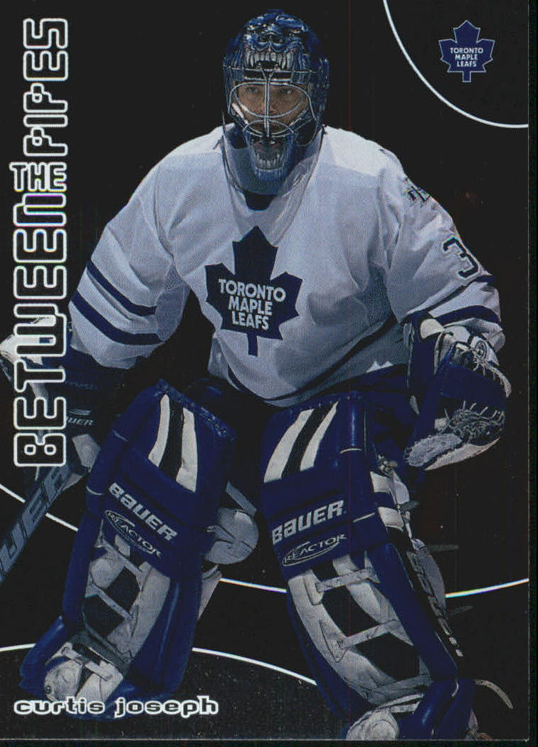 2001-02 Between the Pipes #17 Curtis Joseph