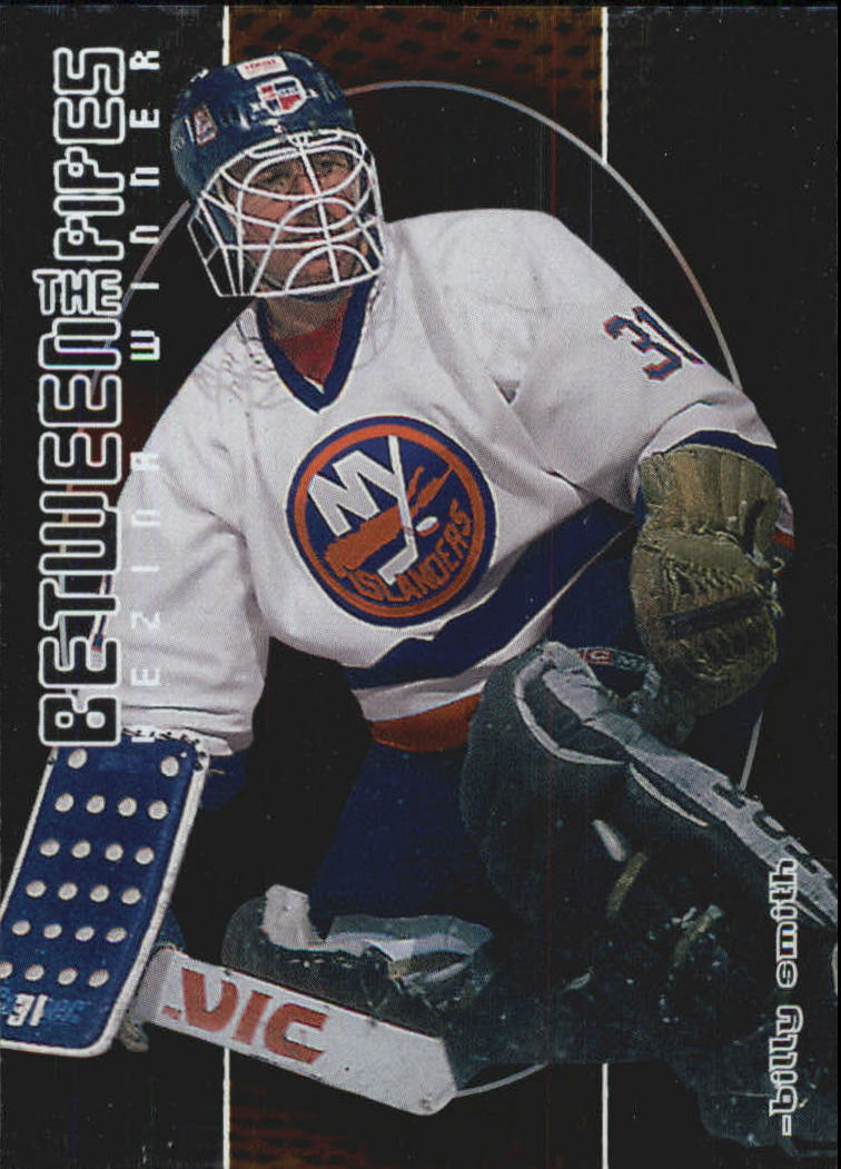 2001-02 Between the Pipes #117 Billy Smith