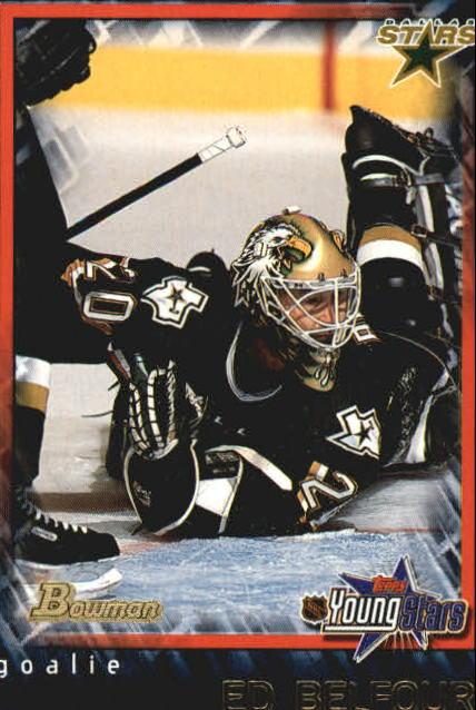 2001-02 Bowman YoungStars #43 Ed Belfour