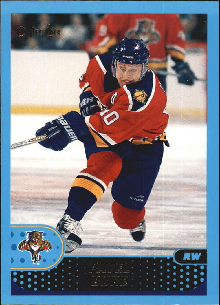 2001-02 O-Pee-Chee #8 Pavel Bure
