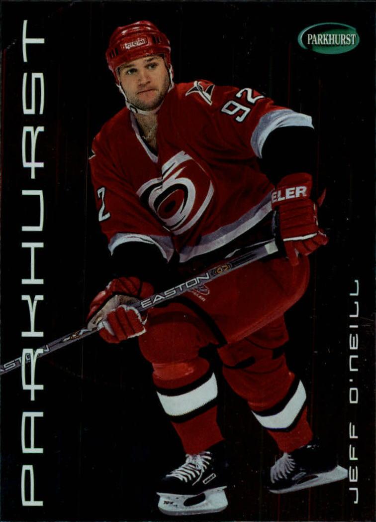 2001-02 Parkhurst #6 Jeff O'Neill