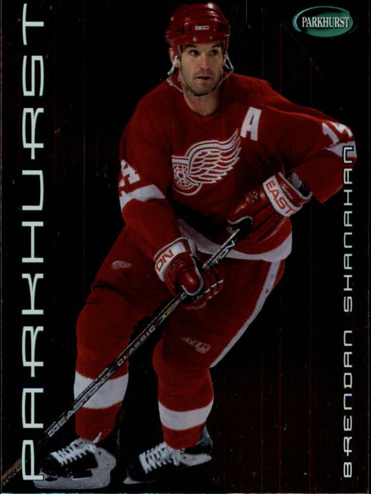 2001-02 Parkhurst #11 Brendan Shanahan