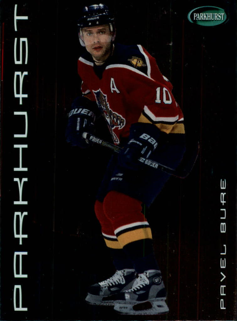 2001-02 Parkhurst #13 Pavel Bure