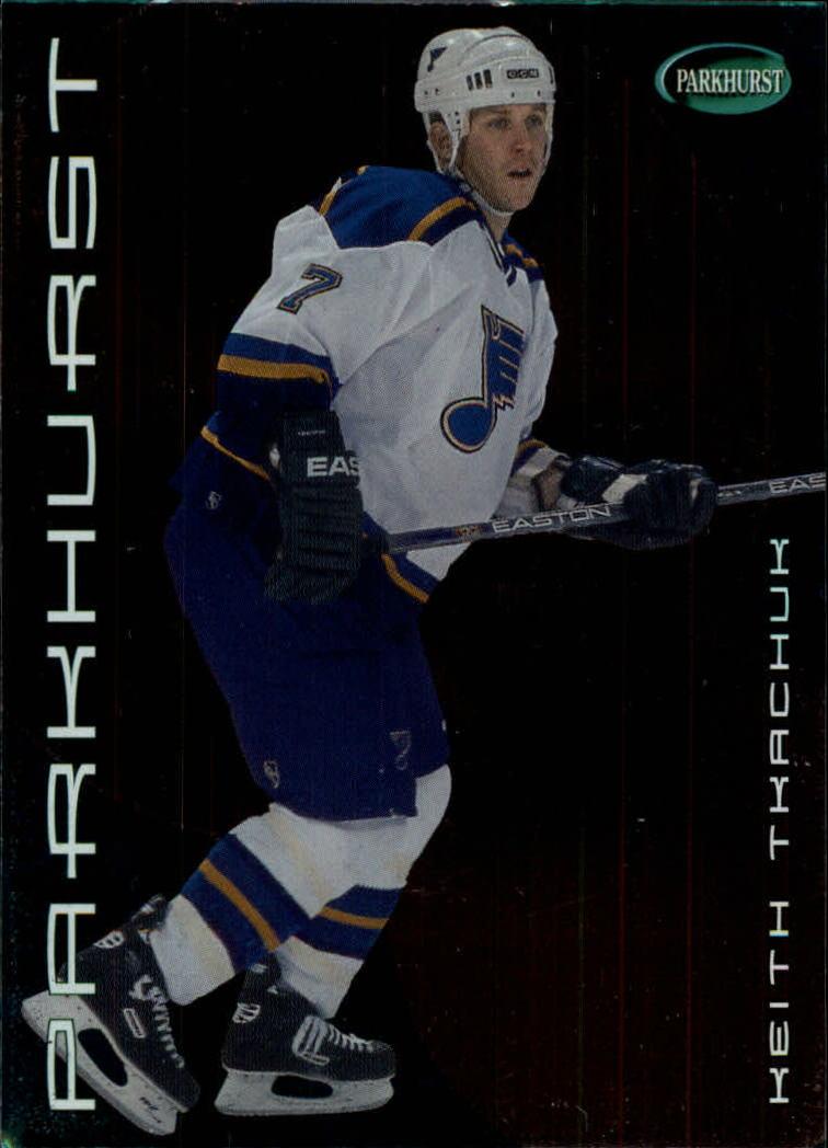2001-02 Parkhurst #19 Keith Tkachuk
