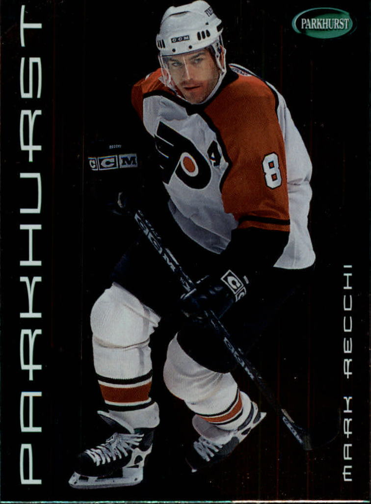 2001-02 Parkhurst #22 Mark Recchi