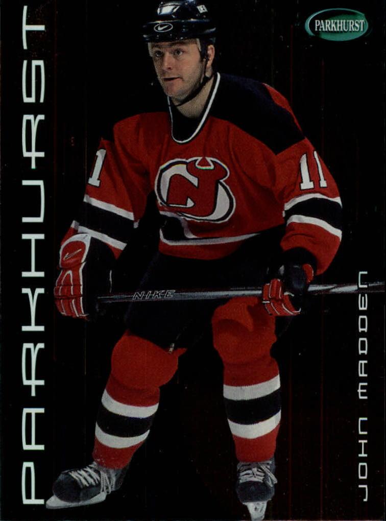 2001-02 Parkhurst #23 John Madden