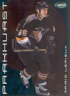 2001-02 Parkhurst #24 Mario Lemieux