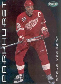 2001-02 Parkhurst #31 Steve Yzerman