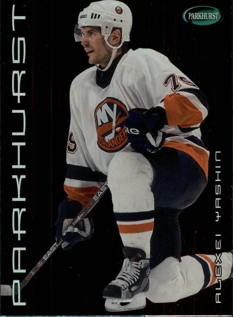 2001-02 Parkhurst #35 Alexei Yashin