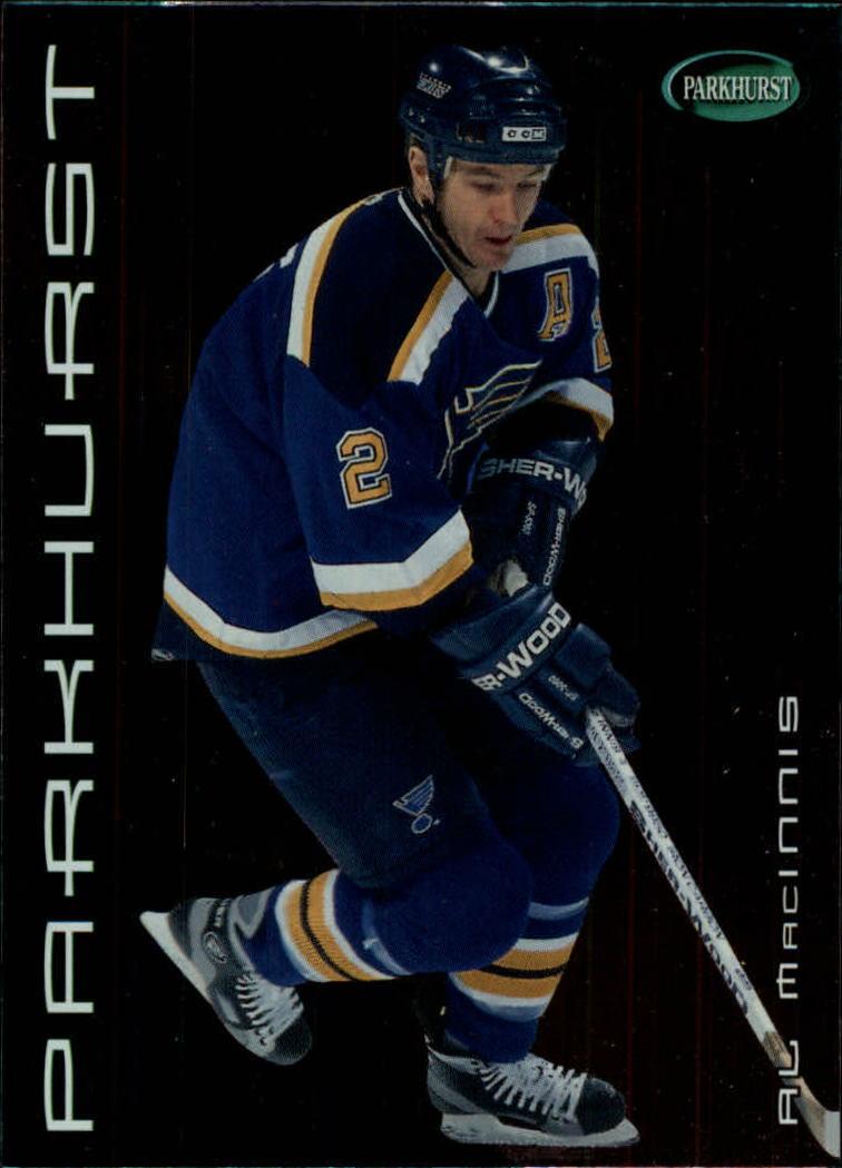 2001-02 Parkhurst #37 Al MacInnis