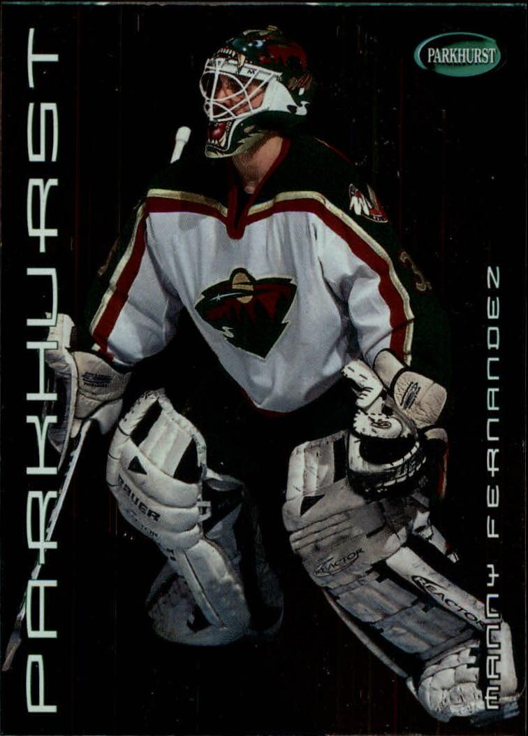 2001-02 Parkhurst #45 Manny Fernandez
