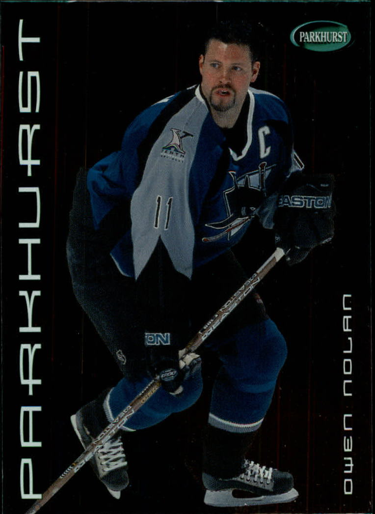 2001-02 Parkhurst #55 Owen Nolan