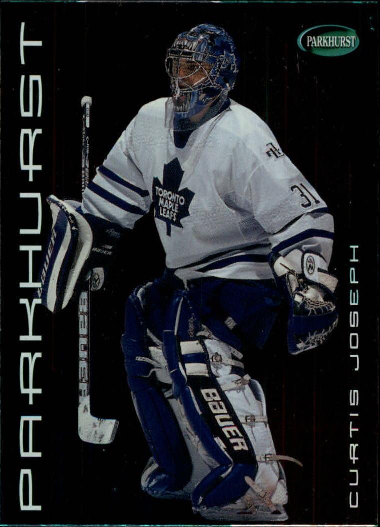 2001-02 Parkhurst #58 Curtis Joseph