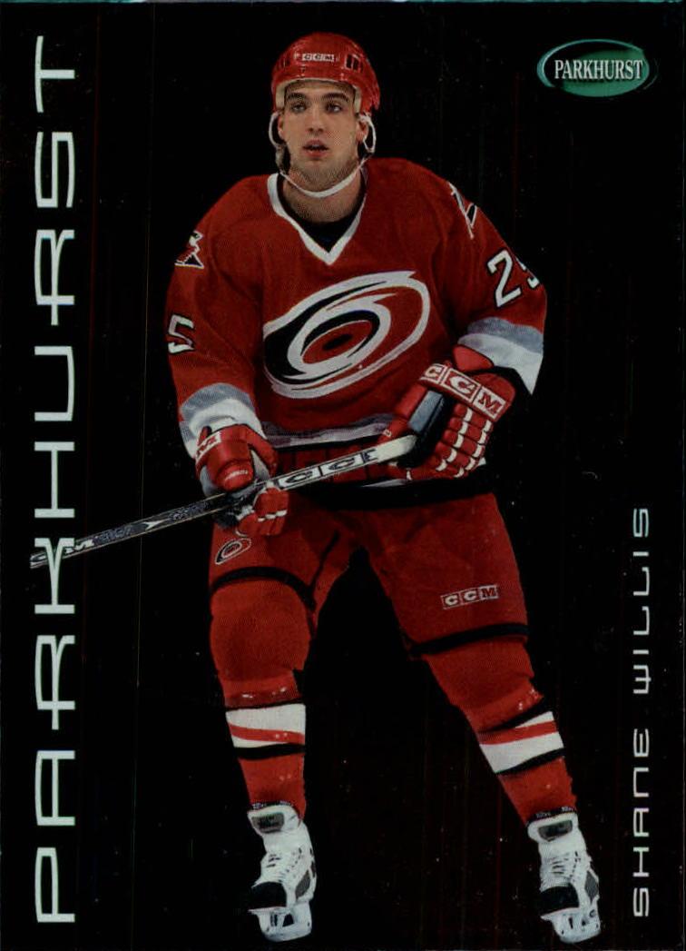 2001-02 Parkhurst #66 Shane Willis