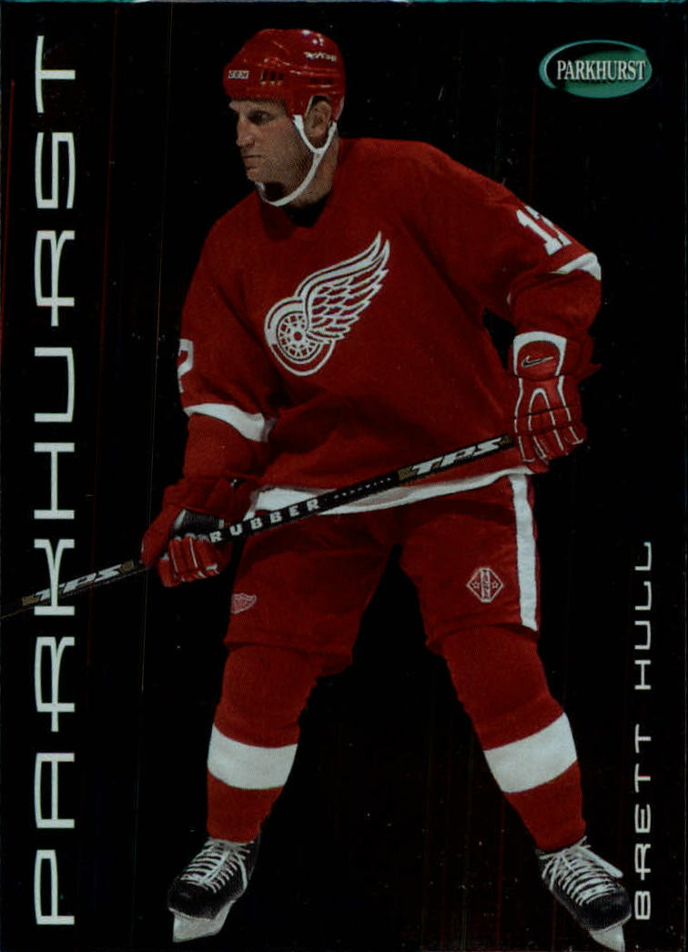 2001-02 Parkhurst #67 Brett Hull