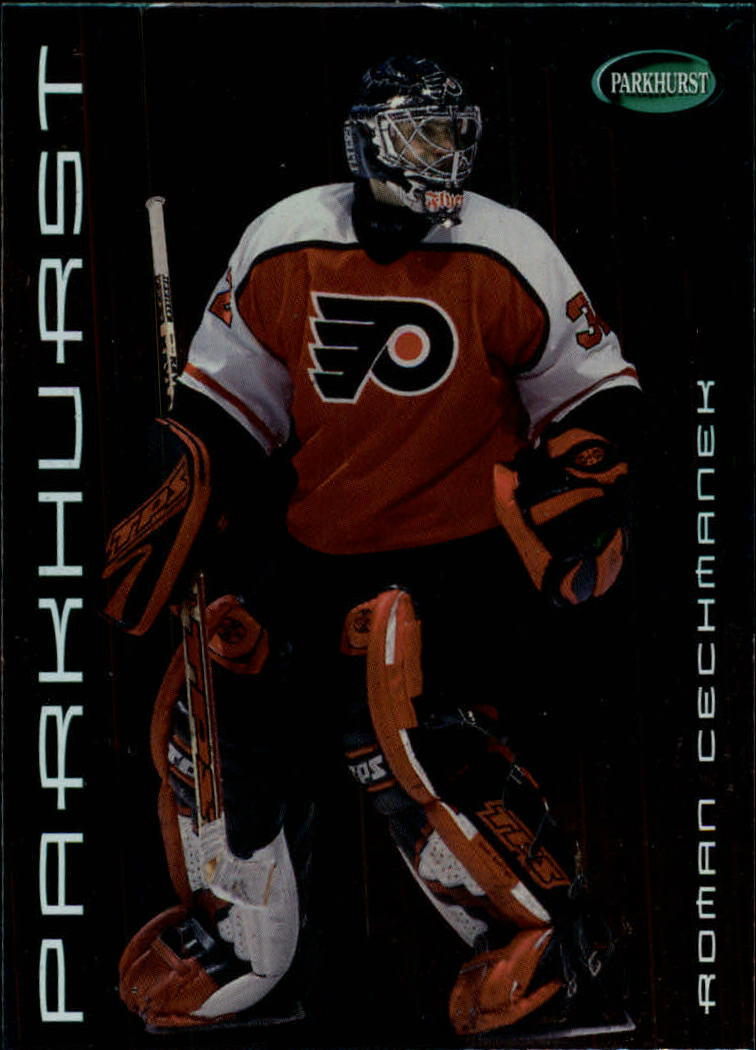 2001-02 Parkhurst #71 Roman Cechmanek