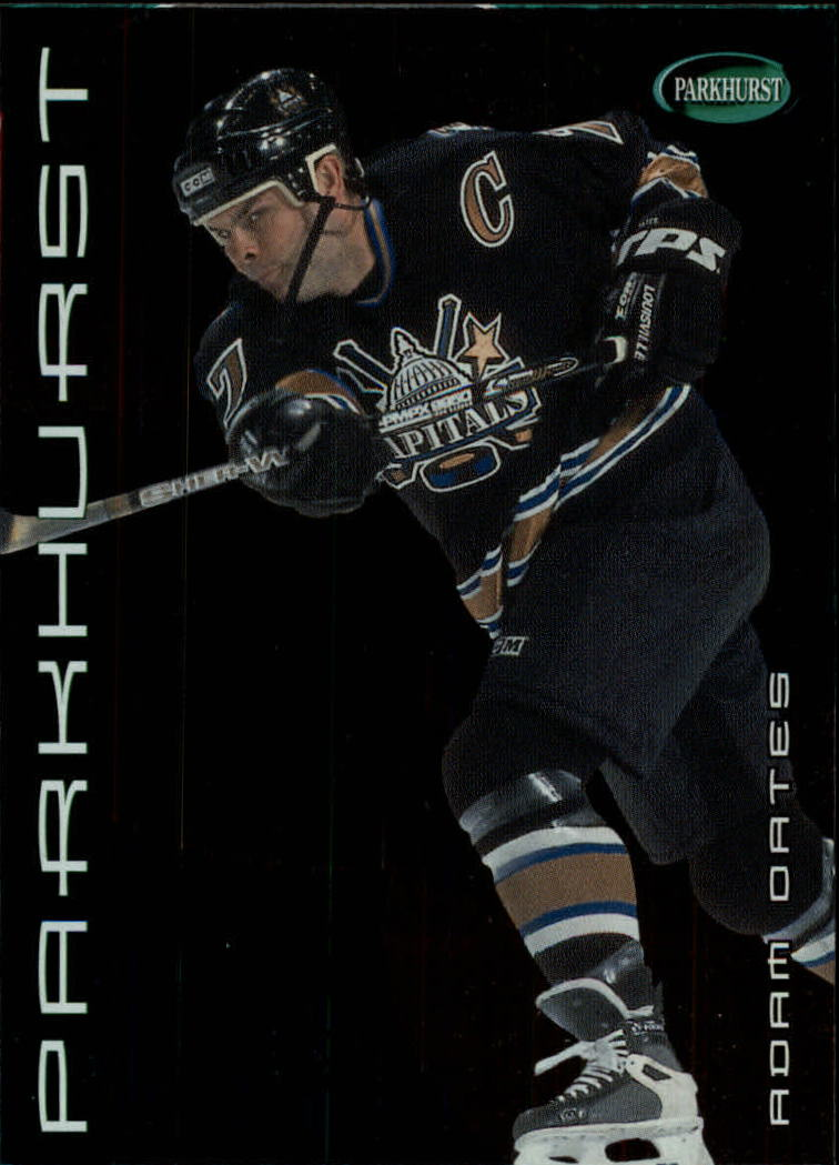 2001-02 Parkhurst #85 Adam Oates