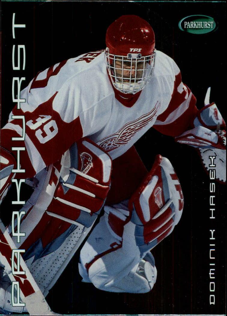 2001-02 Parkhurst #92 Dominik Hasek